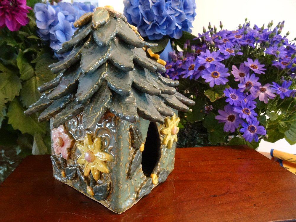 Daisy Fairy House