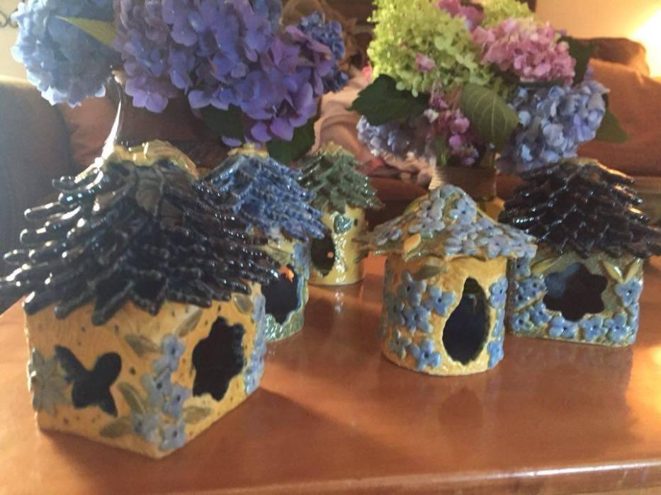 Custom Fairy Homes