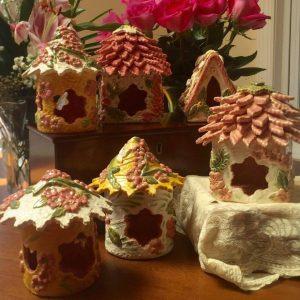 cherry-blossom-fairy-houses