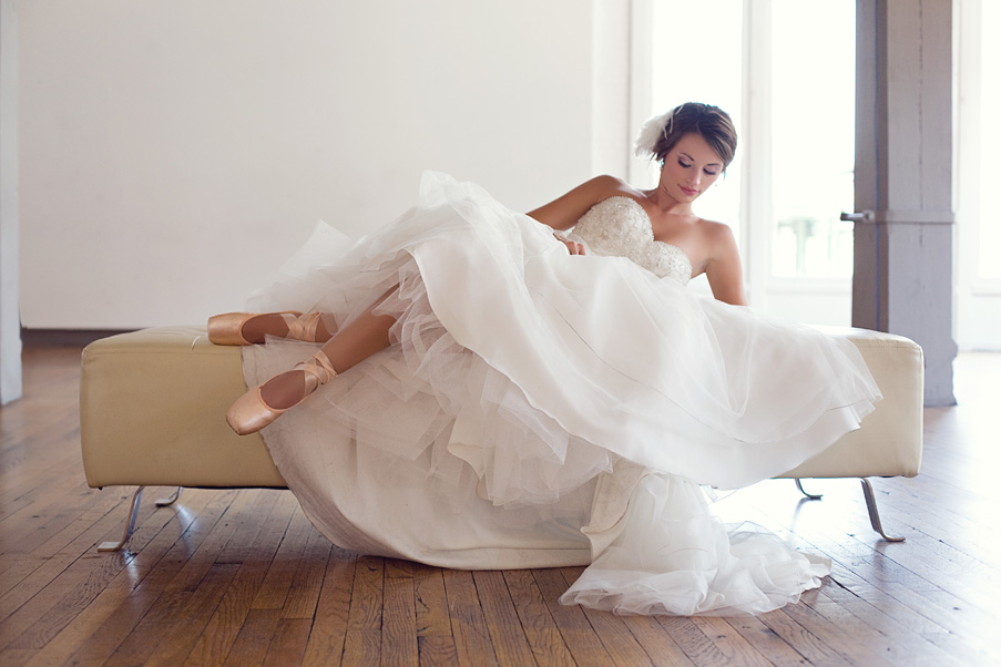 7 Steps to a Ballet Inspired Wedding