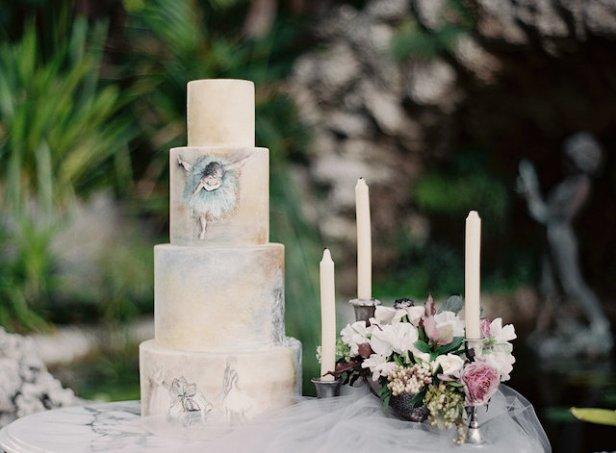 ballerina-wedding-cake-design-by-earth-and-sugar-photo-by-melanie-gabrielle-photography