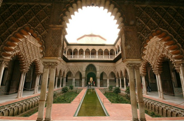 Alcazar of Seville, Game of Thrones newest filming location.