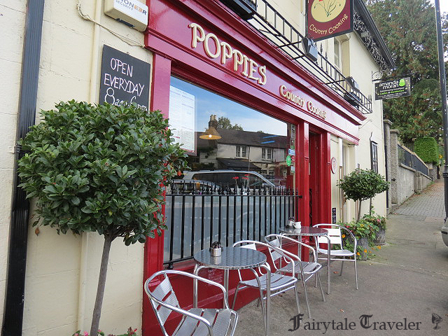 Where I enjoyed the best Shepard's Pie in the teenie weenie town of Enniskerry, after a hike to the Hellfire Club by Christa Thompson