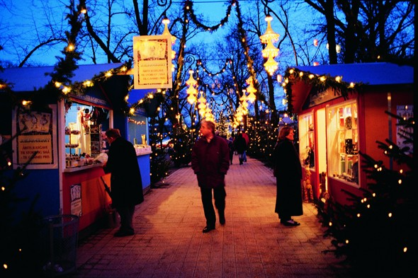 Christmas at Tivoli more than a million people will visit Tivoli Gardens this year