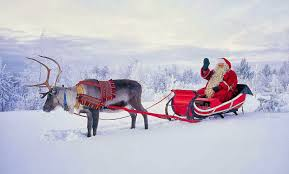 Holiday to Lapland