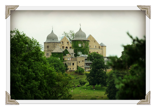 Sleeping Beauty's Castle, Sababurg Castle.