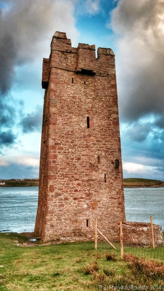 """Grace O'Malley the Pirate Queen - She's known by locals as the, """"Wild Atlantic Woman"""". She braved the wild waters to the 15th century castle known as, Granuaile's Tower at Kildavnet which, takes a seat to the stunning view of the Sound."""