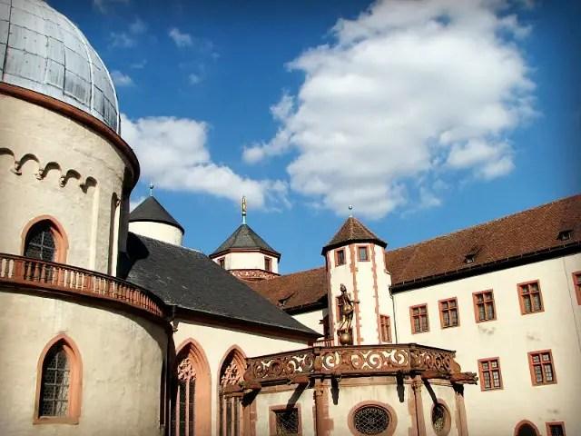 Marienburg Kapelle along the Romantic Road