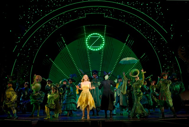 You can see Wicked on Broadway.