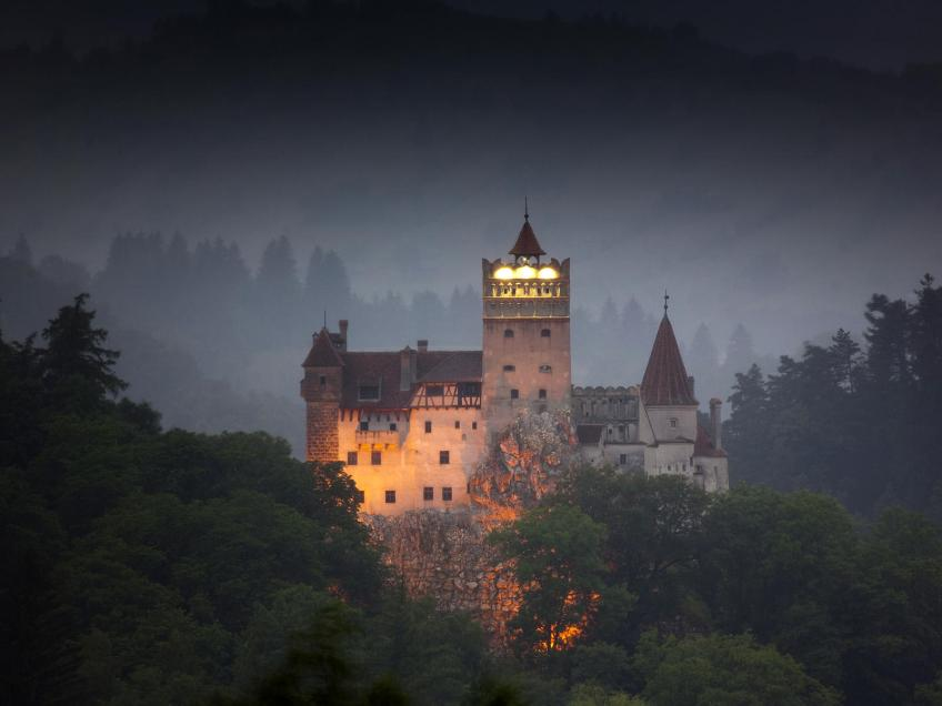 eerie and unusual locations in Europe