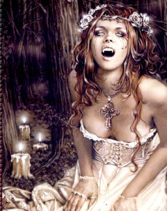Celtic Vampiress