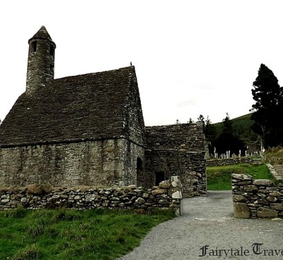 Monastic Settlement of Glendalough