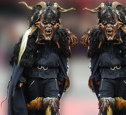 Who is Krampus, the legend of Krampus