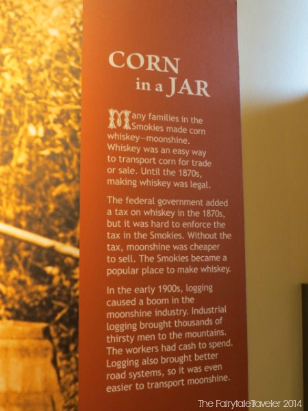 From the exhibit inside the Visitor Center.