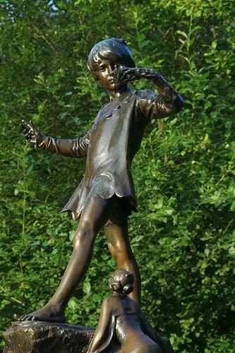 Peter Pan in London
