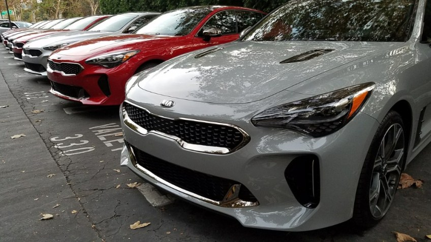 Kia Stinger GT, Kia Stinger, Kia Stinger Price,