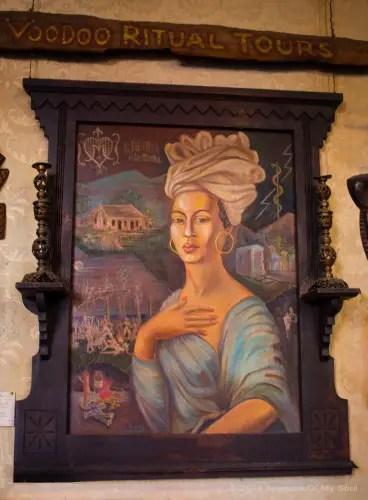 Marie Laveau iftsleftsmall New Orleans Voodoo