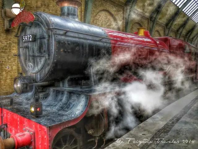 Hogwarts Express Diagon Alley