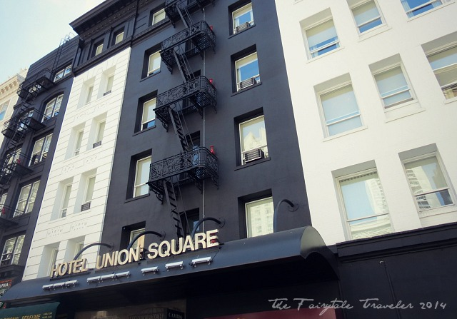 Hotel union Square review 8