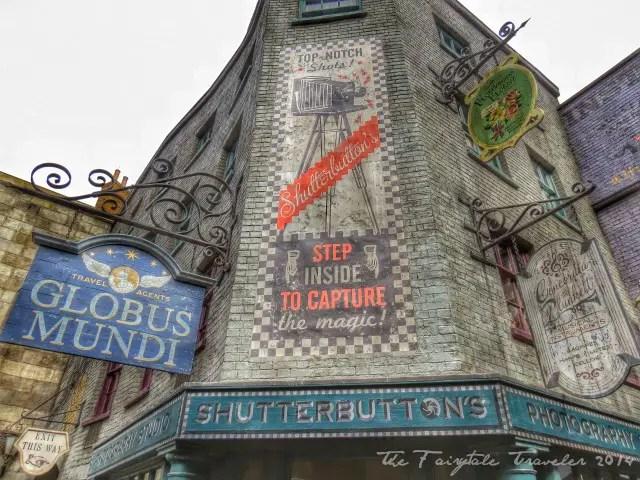 Universal Studios Diagon Alley 1