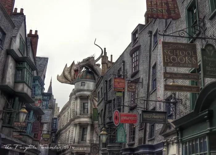 Universal Studios Diagon Alley 22