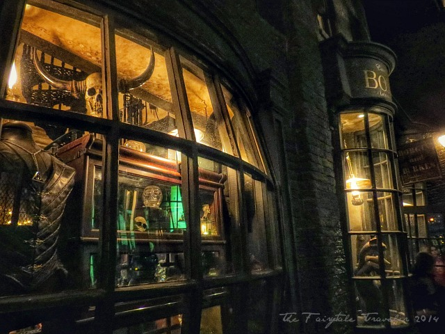 Universal Studios Diagon Alley Borgin and Burkes