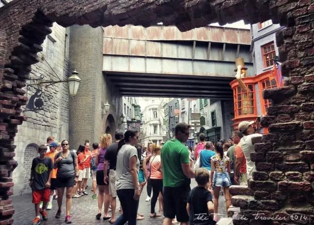 Universal Studios Diagon Alley 38