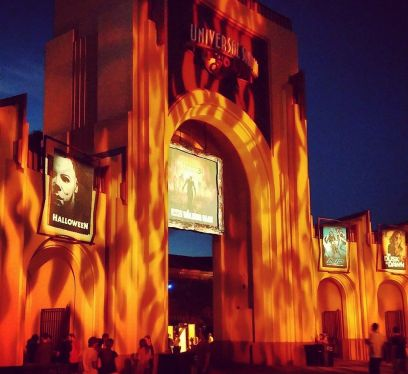 Halloween Horror Nights 2014