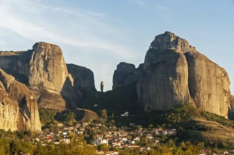 Greece Meteora Eyrie 1