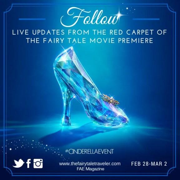 Cinderella event banner