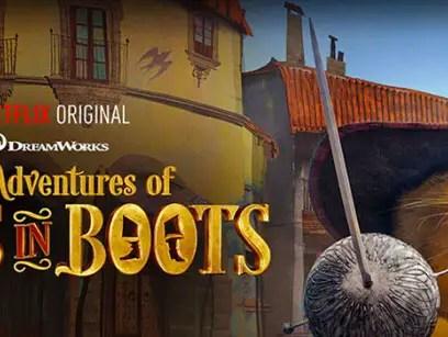 Puss In Boots Netflix