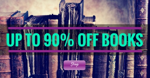 UP TO 90 OFF BOOKS