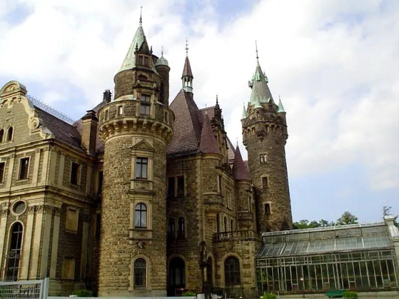 Moszna Castle Cinderella's Castle