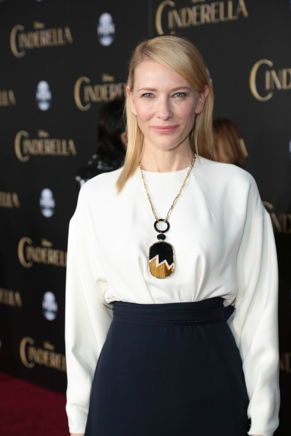 Cate Blanchett Inrterview