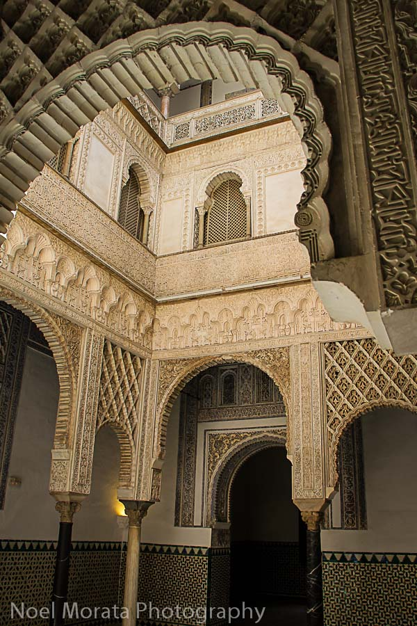 Game of Thrones Season 5 Film locations Alcazar in Seville