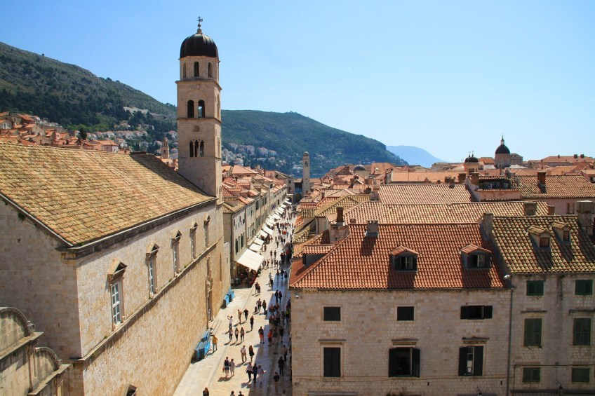 City The Middle Ages Game Of Thrones Dubrovnik