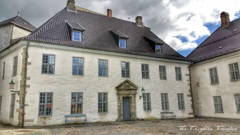 Bergenhus Fortress Bergen