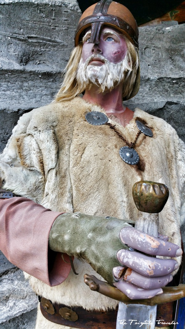 Viking at Gudvangen Norway