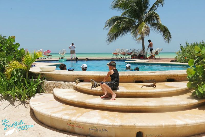 Kid Friendly at Villas Flamingos Isla Holbox 8