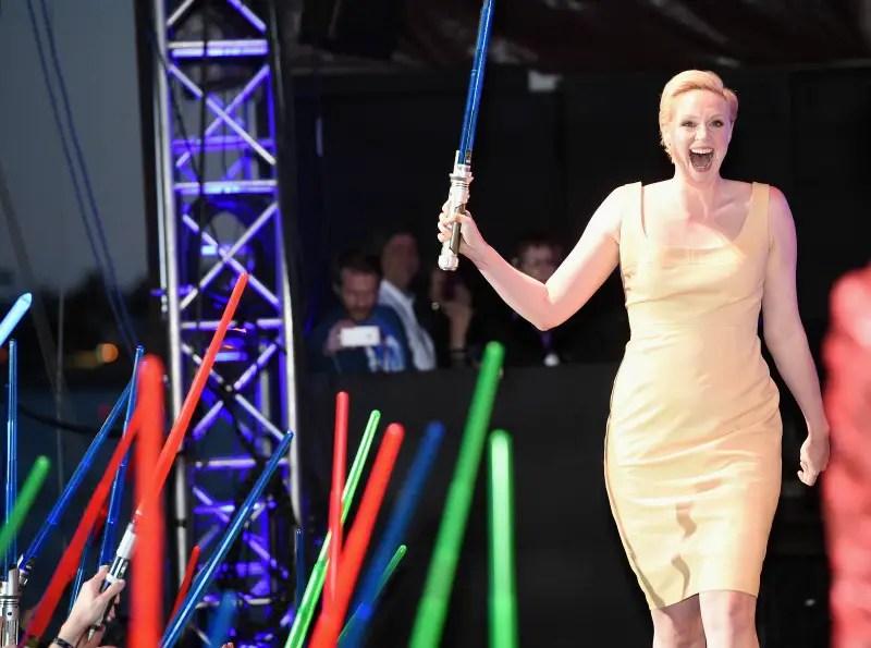 Star Wars Surprise Concert SDCC