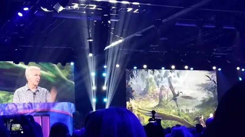 James Cameron introduces Avatar's After Dark