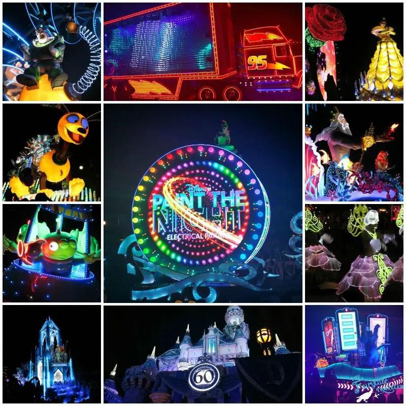 Disneyland 60 Paint the Night Parade