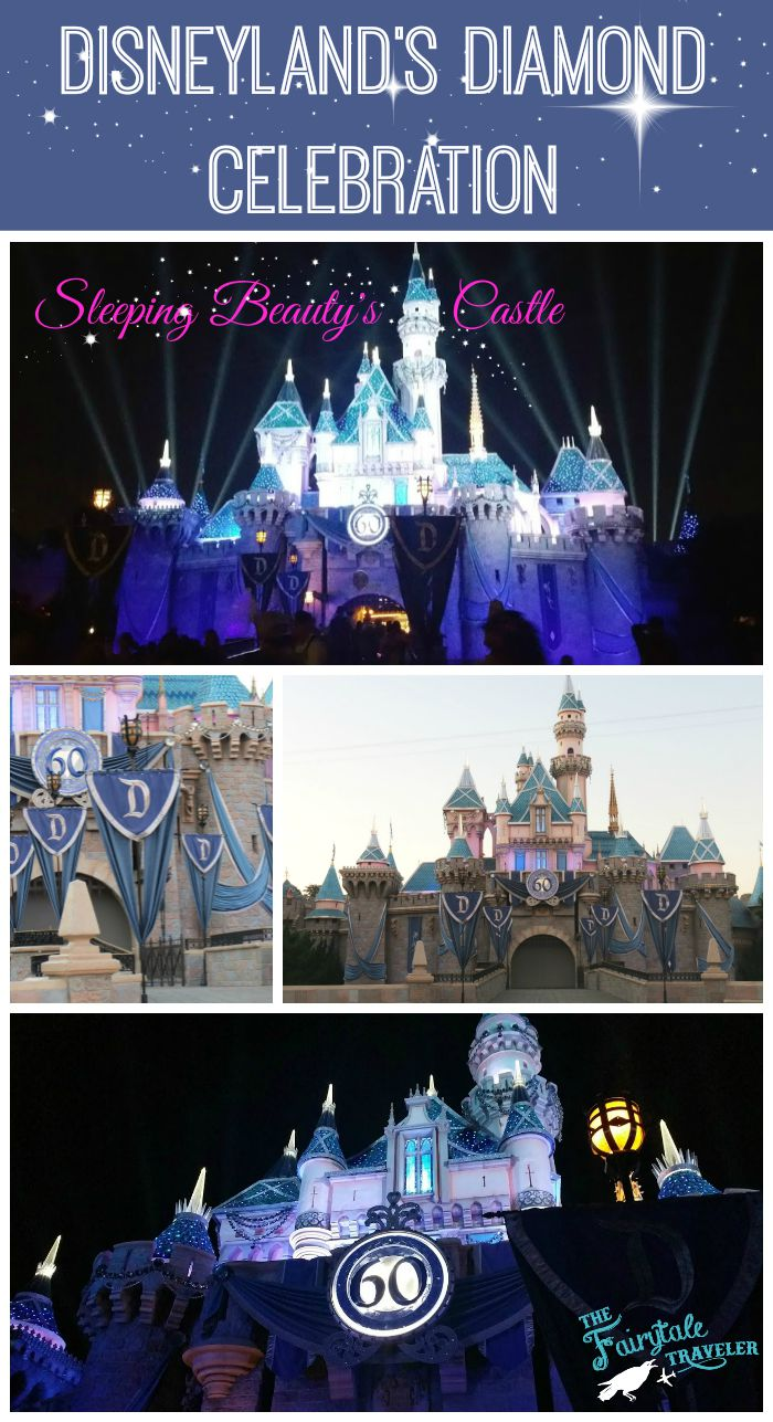 Disneyland 60 Sleeping Beauty's Castle World of Color