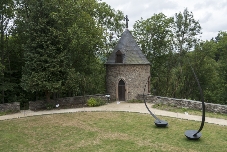 That's where the Wiltz festival takes place