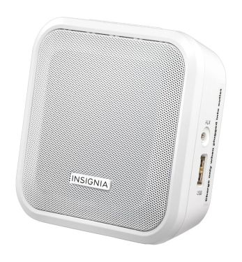 Insignia Bluetooth Portable Speaker