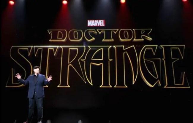 Kevin Feige Dr Strange D23 EXPO