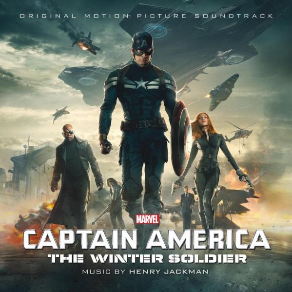 captain america the winter soldier soundtrack