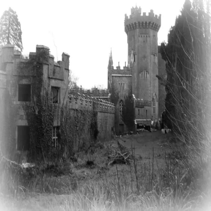 Charleville Castle haunted castles in Ireland