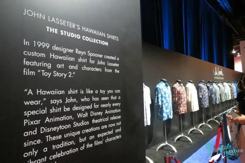 John Lasseter shirts
