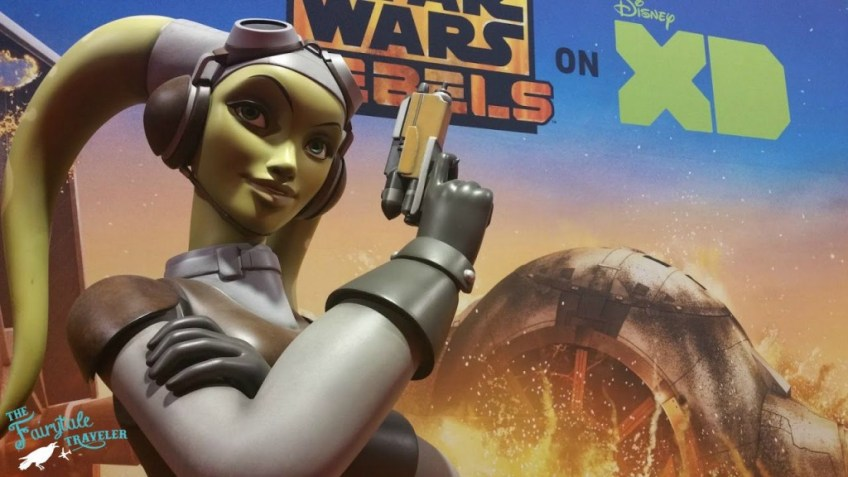 Star Wars Rebels at D23 EXPO